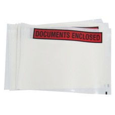 1000 x A5 Printed Document Enclosed Wallets 165mm x 225mm[5055502319759]