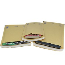 2000 x Arofol Size AR6 (3/F) Gold Padded Bubble Envelopes 220x340mm[5056025140653]