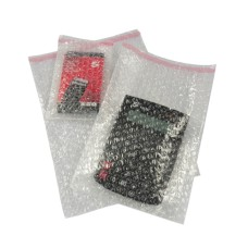 2400 x Size BP5 Strong Clear Bubble Pouches Bags 280x360mm + 30mm Lip[5056025167346]