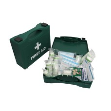 2 x 10 Person HSE Approved First Aid Kits[5055502366548]