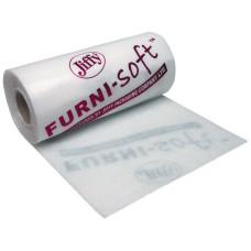 2 x Rolls Of Jiffy Furnisoft Bubble Foam Laminate 1200mm x 100M[5056025173323]