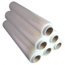24 x Rolls of Clear Pallet Stretch Shrink Wrap 500mm, 25mu[5055502321851]