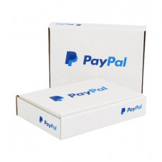 200 x PP4 PayPal Branded Quality White Single Wall Cardboard Postal Mailing Boxes 218x152x42mm[5056207518973]