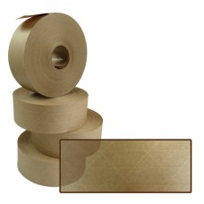 72 x Rolls of Extra Strong Reinforced Gummed Paper Water Activated Tape 48mm x 100M[5056025171831]