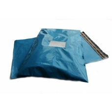 200 x Strong Baby Blue Postage Poly Mailing Bags 13