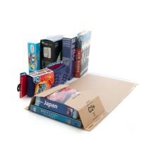 3000 x C2 Book Wrap (Bukwrap) Mailer Postal Boxes 260x175x70mm[5056025173064]