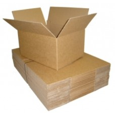 1000 x Single Wall Cardboard Postal Boxes 305mm x 229mm x 178mm