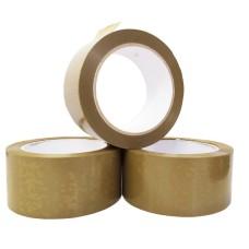 288 x Rolls Of KD Heavy Duty Brown Vinyl Packing Tape 48mm x 66m[5056004039053]