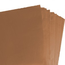 5000 Sheets of Brown Coloured Acid Free Tissue Paper 500mm x 750mm ,18gsm[5056025109643]