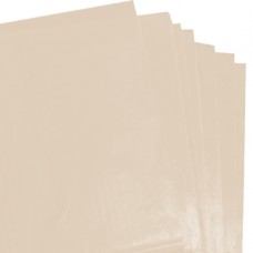 2000 Sheets of Cream Coloured Acid Free Tissue Paper 500mm x 750mm ,18gsm[5056025109797]