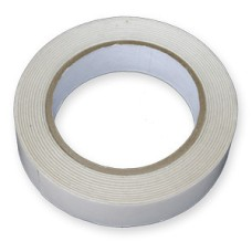 144 x Rolls Double Sided Tape 25mm x 50M[5055502323138]