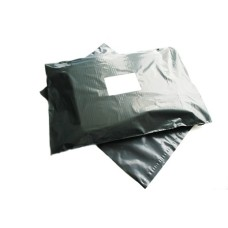 1000 x Strong Grey Postage Poly Mailing Bags 12