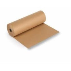 600mm x 225M x 2 Brown Kraft Wrapping Paper Rolls[5055502340159]