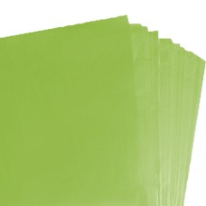 2000 Sheets of Lime Green Coloured Acid Free Tissue Paper 500mm x 750mm ,18gsm[5056025109858]