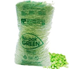 45 Cubic Foot FLOPAK Loose Void Fill Packing Peanuts[5055502342542]