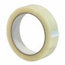 "72 x Rolls Clear 1"" Tape Sellotape 25mm x 66M"
