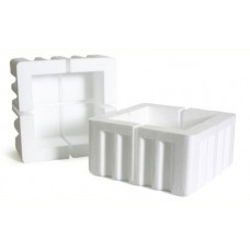 1680 x Expanded Polystyrene Foam Edge Corners Protectors[5055502338194]