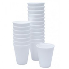 100 x 7oz Dart Polystyrene Foam Thermal Cups Hot Drinks (190ml)[5055502364971]