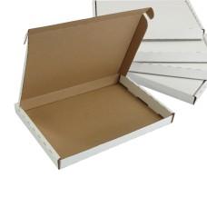 100 x White C5 Size PIP Royal Mail Large Letter Postal Boxes 222x160x20mm (LLWHT3)[5056025154360]