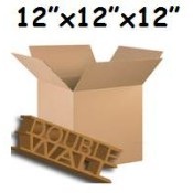 305mm x 305mm x 305mm Double Wall Boxes  (10)
