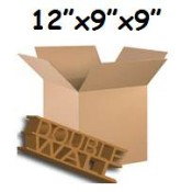 305mm x 229mm x 229mm Double Wall Boxes  (8)