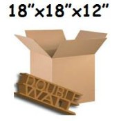457mm x 457mm x 305mm Double Wall Boxes  (10)