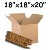 457mm x 457mm x 508mm Double Wall Boxes  (9)