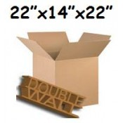 559mm x 356mm x 559mm Double Wall Boxes  (10)