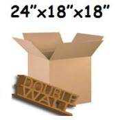 610mm x 457mm x 457mm Double Wall Boxes  (9)