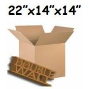 559mm x 356mm x 356mm Double Wall Boxes  (7)