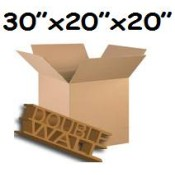 762mm x 508mm x 508mm Double Wall Boxes  (8)