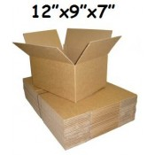 305mm x 229mm x 178mm Single Wall Boxes  (9)