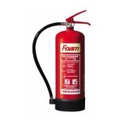 6 Litre Foam Fire Extinguishers (6)