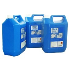 8 x 5 Litre Bottles of Professional Industrial Cleaning Bleach
