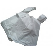 White Carrier Bags 279mm x 432mm x 533mm  (7)