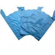 Blue Carrier Bags 279mm x 432mm x 533mm  (7)