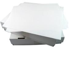 100 x A4 Sheets of Printer Address Labels - 10 Per Sheet