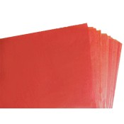 Red Acid Free Tissue Paper (6)