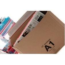 10000 x LIL Rigid Cardboard Envelopes 'A1' Size 235mm x 180mm