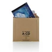 Lil Rigid Envelopes Size 'CD' (0)