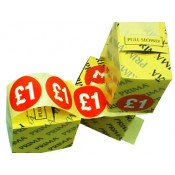 25mm Price Labels  (6)