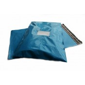 Baby Blue Mailing Bags 330mm x 483mm  (6)