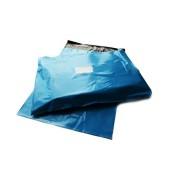 Baby Blue Mailing Bags 254mm x 356mm  (2)