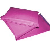 Pink Mailing Bags 152mm x 229mm  (7)