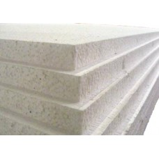 36 x Sheets Of Expanded Foam Polystyrene 2400x1200x25mm