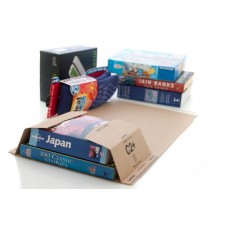10 x C2 Book Wrap (Bukwrap) Mailer Postal Boxes 260x175x70mm[5055502318585]