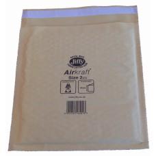 200 x Jiffy Airkraft Size 2 (E) Padded Envelopes 205x245mm[5055502315263]