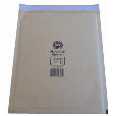 200 x Jiffy Airkraft Size 4 (G) Padded Envelopes 240x320mm[5055502315676]