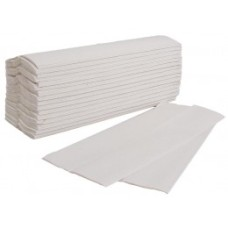 9600 x Luxury White 2 Ply C-Fold Multi Fold Hand Paper Towels Tissues[5055502352572]