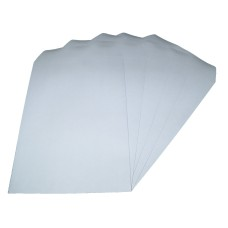 500 x C4/A4 White Plain Self Seal Envelopes 324x229mm , 90gsm[5055502390451]